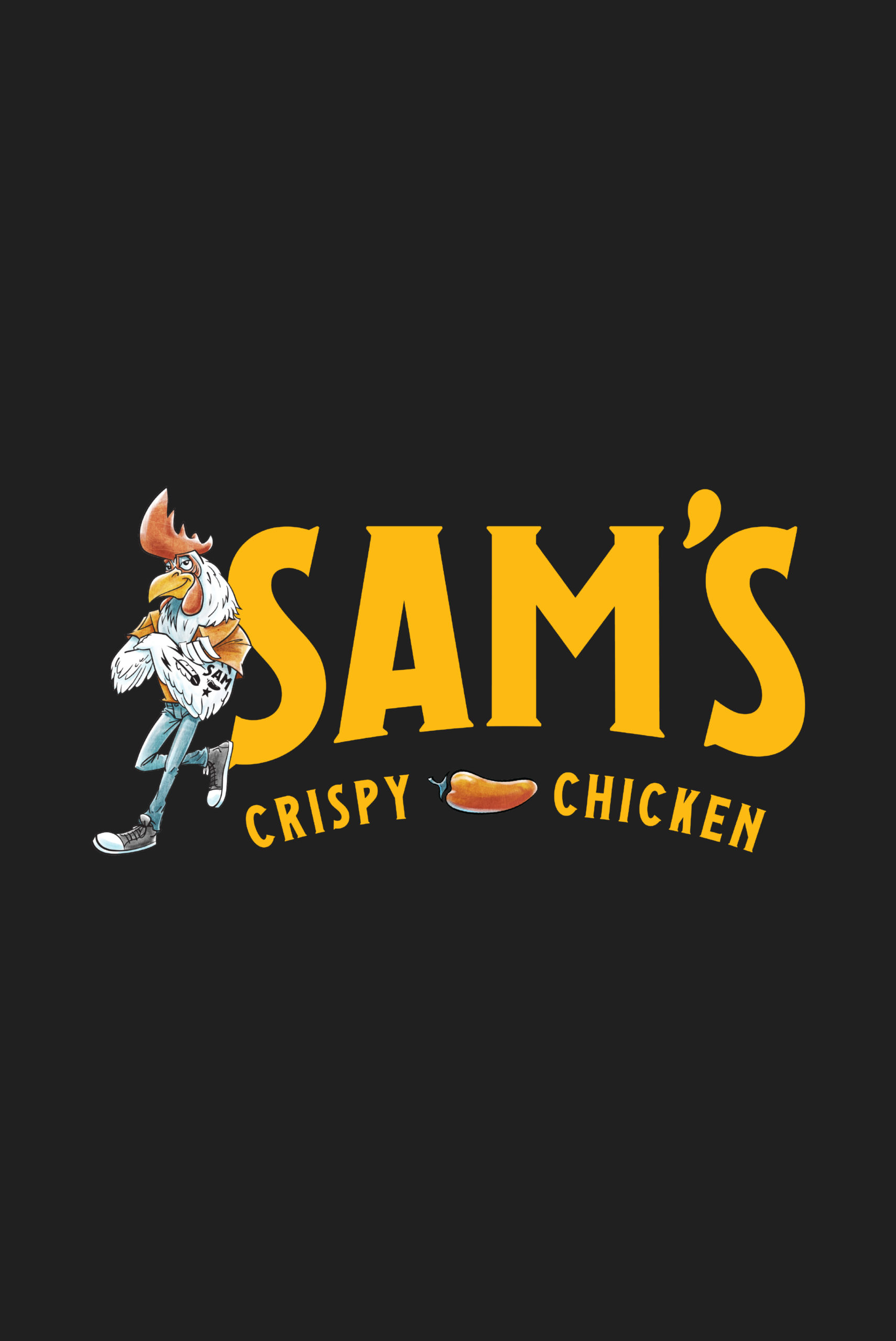 SAM'S CRISPY CHICKEN